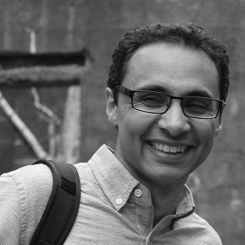 Omar Cheta, Professor of Historical Studies